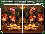 Brave - Spot the Difference game