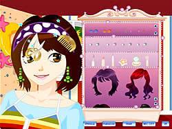 玩免费游戏 Girl Dress-up