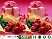 Play Petals of roses Game