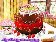 Pretty yummy cake Spiele