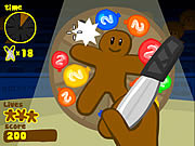 Play Gingerbread circus 2 Game