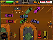 Car Thief Parking game