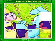 Cheerful Balls Puzzle game