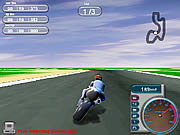 Play Motorcycle racer Game