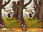 Twisted Fairytales - Goldilocks game