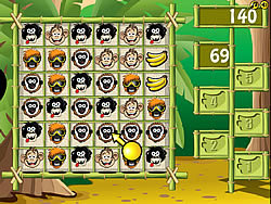 Monkey Munch game