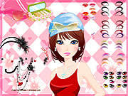 Girl Make-over game
