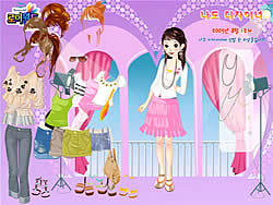 Short Cute Dress oyunu