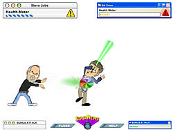 Gates Vs Jobs game