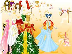 เล่นเกมฟรี Party Dresses