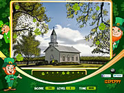 Play St patricks day - hidden objects Game