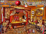 Play Mysteries of the chinese shop Game