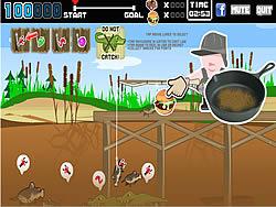 Cat Fish Fry v2 game