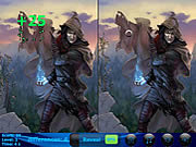 Jugar Night guards 5 differences Juego