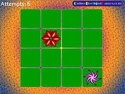 Magic Flower Match game