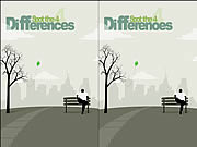 Spot The 5 Differences game