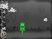 Play Spongebob squarepants ghoul getter Game