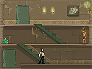 Play Houdini the temple of the serpent Game