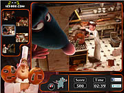 Play Ratatouille - hidden objects Game