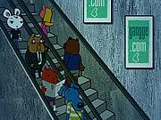Vea dibujos animados gratis Robin Cony City Life