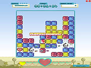 Play Heart cubes Game