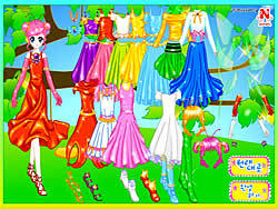 Lovely Fashion 10 game