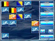Play World flag memory-2 Game
