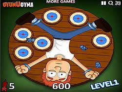 Dart Wheel game