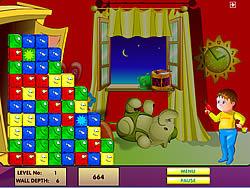 Vivid Bricks game
