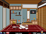 Jap Living Room Escape game