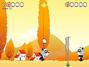Permainan Panda & Eggs