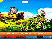 Play Magic hidden alphabet Game