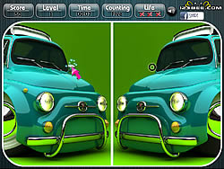 Stylish Differences game