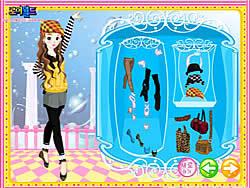 Dance Girl oyunu