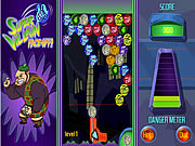 Play Kim possible super villain face off Game