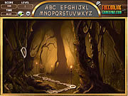 Play Fantasy forest alphabets Game