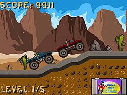Monster Truck Race game