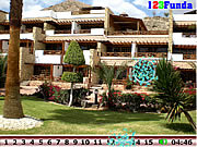 Hidden Number Resort game