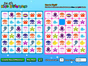 Sea Life Kido Differences game