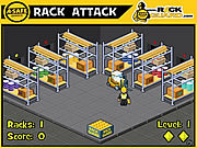 A-safe rack attack Gioco