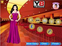 Cute Girl Party DressUp game