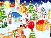 Santa's Room game