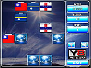 Play World flags memory game 11 Game