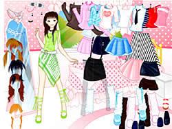 Gioca gratuitamente a Teen Fashion