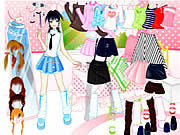 Play Teen fashion Game