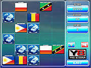 Play World flags memory 13 Game