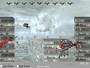 Matrix Side Scrolling Master game