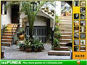 Jugar Hidden spots staircase Juego