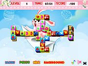 Play Easter mahjong Game