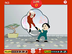 Grannie-Fu game